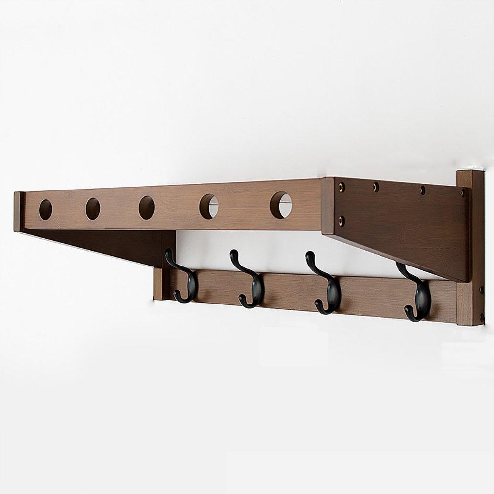 Percheros Perchas multifuncionales de la Pared de la Sala de Estar Dormitorio Entrada Simple Ropa Moderna (Tamaño : 5 Hooks): Amazon.es: Hogar