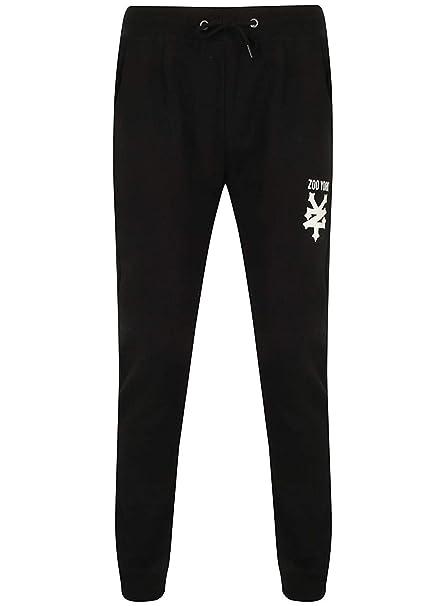Zoo York Hombre Corte Slim Deportes Algodón Correr Pantalones De ...