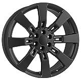black 24 rims - Verde V1173 Denali / Escalade 24x10 6x139.7/6x5.5