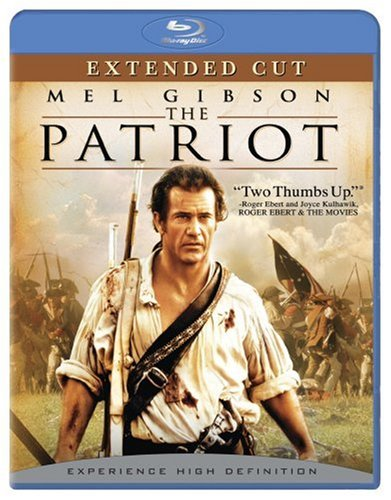 Blu-ray : The Patriot (Extended Edition, Widescreen, , Dubbed, Dolby)