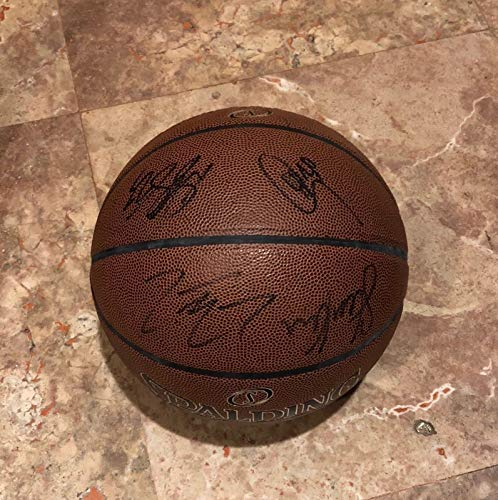 2018 GOLDEN STATE WARRIORS Team AUTOGRAPHED Signed F.S. Basketball NBA CHAMPIONS Kevin Durant Stephen Curry Draymond Green