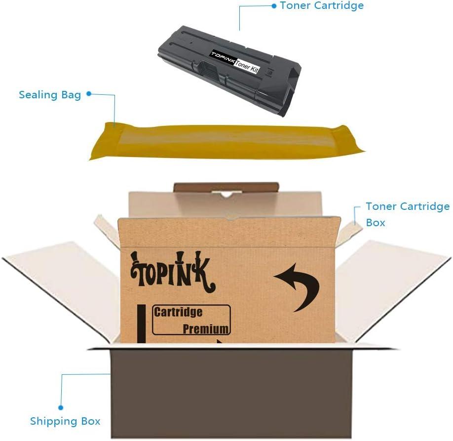 TopInk TK-6729 Replacement for Kyocera 1T02NJ0CS0 Printer Toner Cartridge High Yield-1 Pack