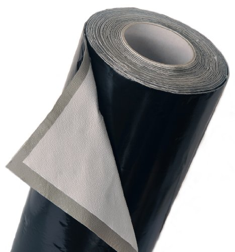 (FatMat Self-Adhesive Black Butyl MegaMat Sound Deadener Pack with Install Kit - 10 Sq Ft x 70 mil Thick)
