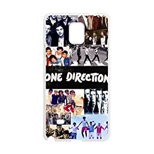 One Direction Cell Phone Case for Samsung Galaxy Note4 WANGJING JINDA