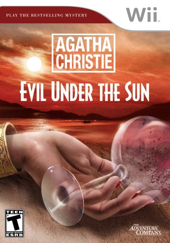 Agatha Christie: Evil Under the Sun - Nintendo Wii (Puzzle Games For Wii)