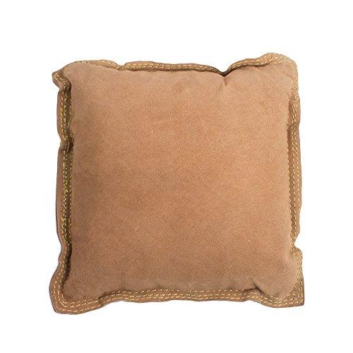 Leather Square Sandbag 7