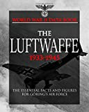 Luftwaffe: The Essential Facts and Figures for Göring's Air Force (World War II Data Book)