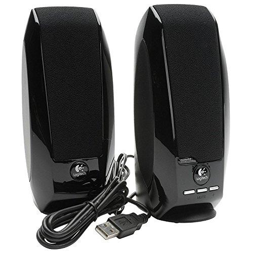 Logitech S150 Stereo-Lautsprecher OEM schwarz