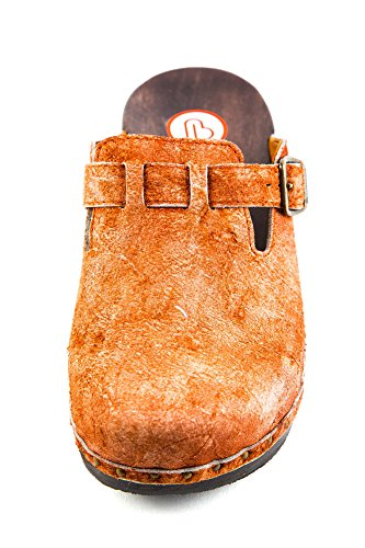 Marrone Zoccoli Donna BKM1 5 EU 186 37 Berkemann Marrone nqXPFxFE
