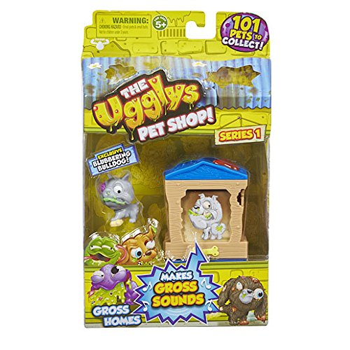 The Ugglys Pet Shop! Gross Homes - Mutt ()