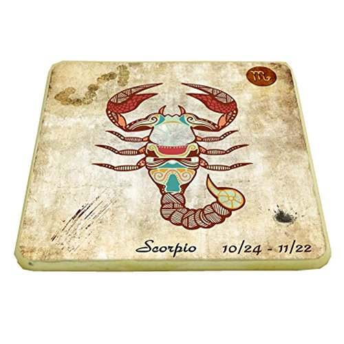Set of 6 Square Cup Holder Personalized Coast Cup Coaster Cup Tray, I