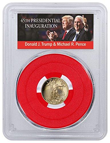 0.1 Ounce Gold Coin - 4