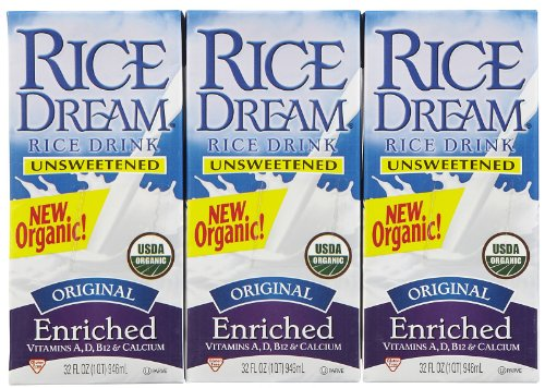 Dream Rice Drink - Original Unsweetened - 32 oz - 3 pk