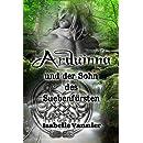 Arduinna und der Sohn des Suebenfürsten: Liebesromanze zur Zeit der Gallier und Germanen (German Edition)