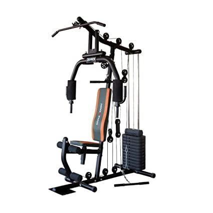 Zorex HGZ-1001 Home Gym Machine All in one Home Gym equipments for Men  Workout Machine Chest Biceps Shoulder Back Triceps Legs Muscle Multiple  Exercise at Home, multicolor: Amazon.in: Sports, Fitness & Outdoors