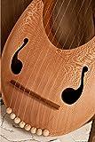 Lyre Harp, 8 String