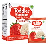 Hot-Kid Toddler Mum-Mum Rice Biscuits, Organic