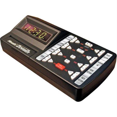 - Heath Zenith SL-6007-BK Wireless Command Master Control Panel