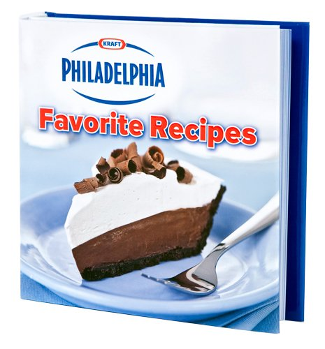 Kraft Philadelphia Cream Cheese Favorite Recipes ebook