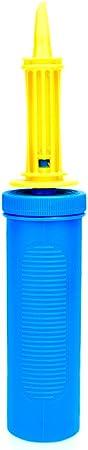 Eightnight Bomba de Aire de Doble acción para Todo Tipo de Globos, Que se Utiliza para la Fiesta o Eventos, Herramienta indispensable para los Juguetes inflables