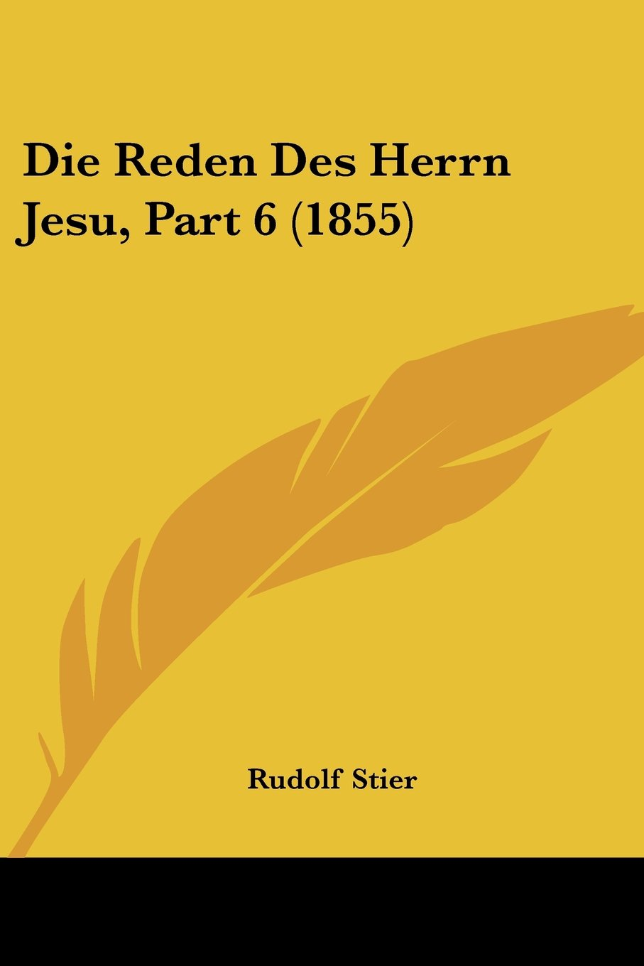Download Die Reden Des Herrn Jesu, Part 6 (1855) (German Edition) pdf epub