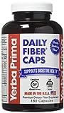 Daily Fiber Caps By Yerba Prima – 180 Cap, 3 Pack