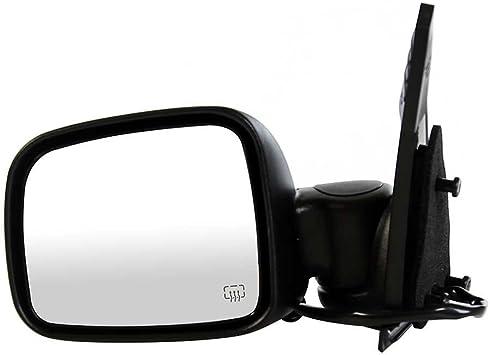 Prime Choice Auto Parts KAPGM1320325 Power Heated Drivers Side Door Mirror