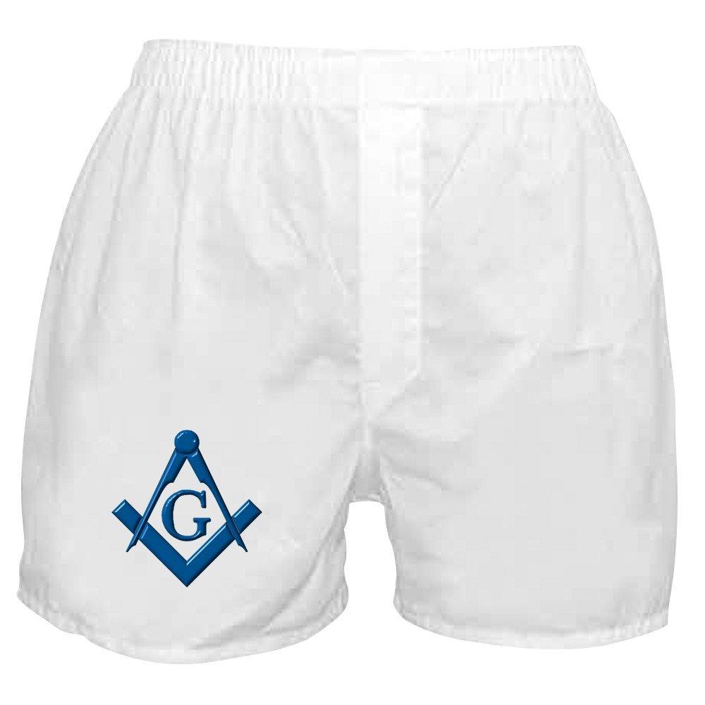 Funny Underwear Mason 3 Novelty Boxer Shorts CafePress
