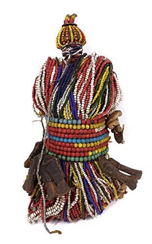 Fali Fertility Doll Phallic Cameroon Old African Art