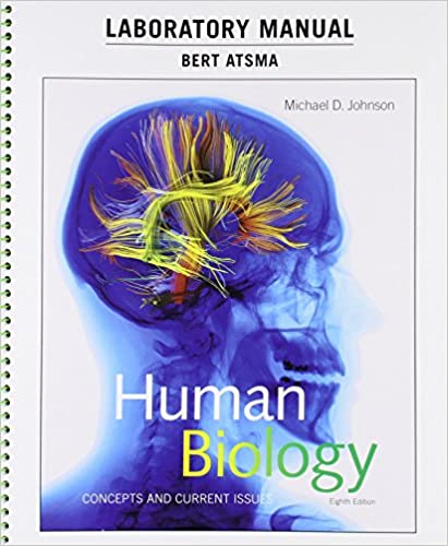 human biology lab manual 7th edition answers