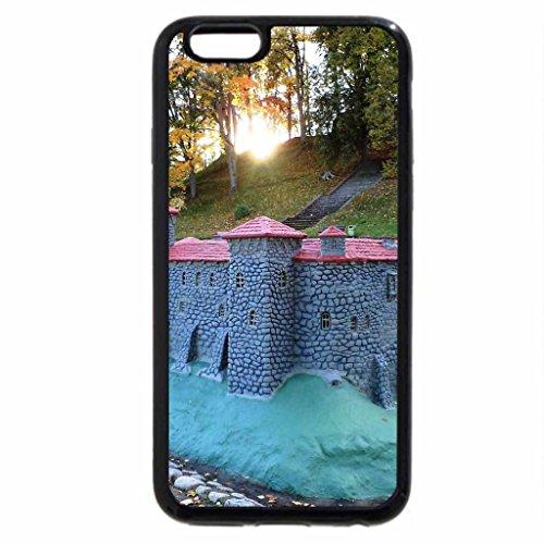 iPhone 6S / iPhone 6 Case (Black) Kandava Knights Castle.