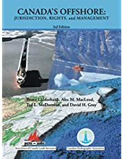 Canada's Offshore (Colour Version): Jurisdiction, Rights, and Management