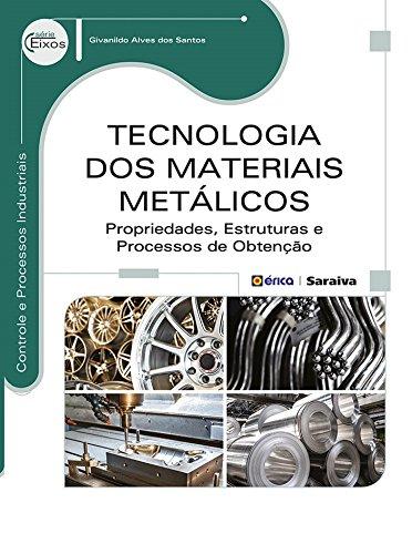 Tecnologia dos Materiais Metálicos