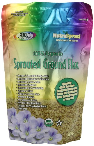 Sprout Revolution Nutrasprout Sprouted 16 Ounce