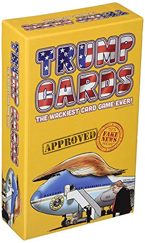 Trump Cards.- Real or Fake News - Party Game