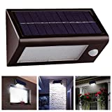 Solalite 400 Lumens 32 Led SMD Solar Powered Rechargeable Pir Motion Sensor Security Light
