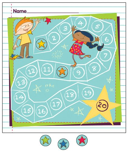 Carson Kids Mini Incentive Charts (148021) by Carson-Dellosa