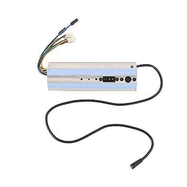 Amazon.com: Junta de control de patinete eléctrico plegable ...