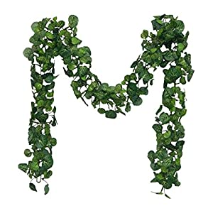 Creeping Charlie IVY GARLAND Silk Wedding Flowers Arch Decorations Chuppah NEW 104