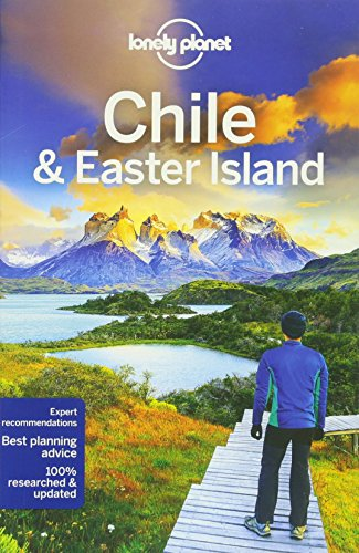 Lonely Planet Chile   Easter Island  Travel Guide