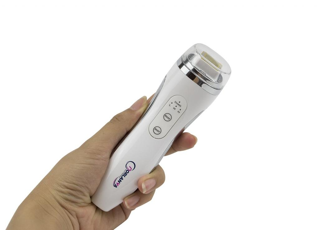Mini Portable Anti-aging Dot Matrix RF Skin Lift Therma RF Fractional Home Use NORLANYA NYRF-1201