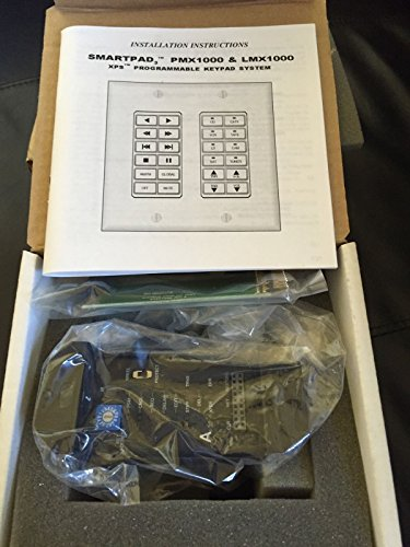 Xantech LMX-1000 Single Gang Smartpad Programmable Keypad