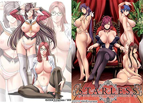 - Seishoujo 聖少女 COLLECTION BOX 「CLEAVAGE」「STARLESS」 [JAPANESE LANGUAGE - WINDOWS PC - EROGE HENTAI ADULT GAME]