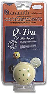 Aramith queueball q-tru 57,2 mm Billardscene