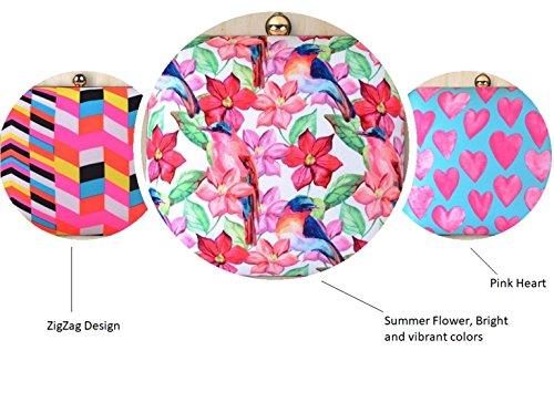 UOBLTD Pochette femme Multicolore pour multicolore 8aqr8xw