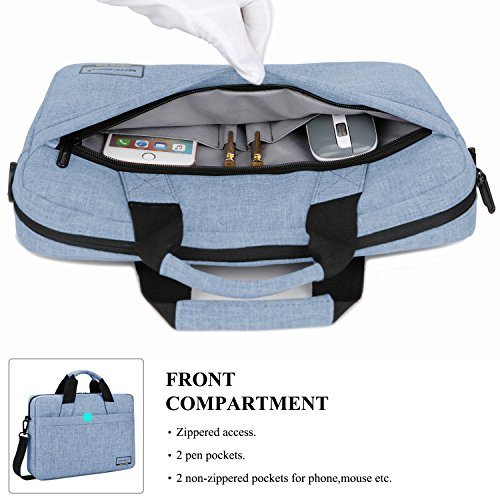 Buy 15 laptop case blue