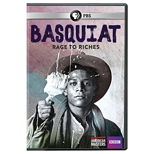 American Masters: Basquiat: Rage to Riches DVD by PBS Distribution