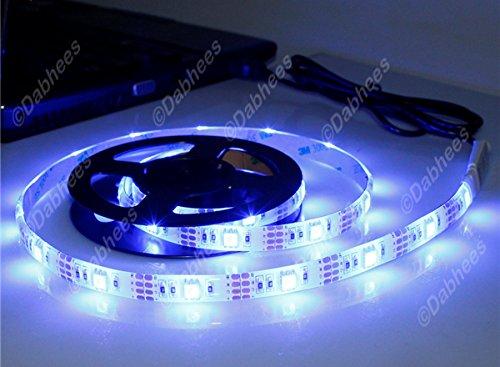 Cm striscia led usb kit di illuminazione di sfondo per tv luce