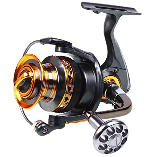Big Spool Fishing Reel Spinning 13+1BB FDDL 4000-7000 Series Long Shot Saltwater Surfcasting Fishing Wheel De Pesca