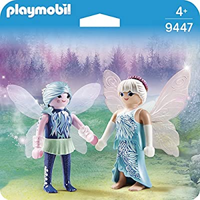 Playmobil Winter Fairies 9447 Duo Pack Figures: Toys & Games